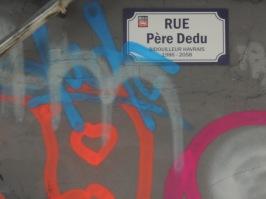 Ratur, Sckaro et Père Dedu au Havre
