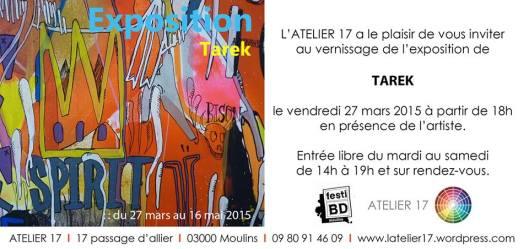 Tarek à Moulins
