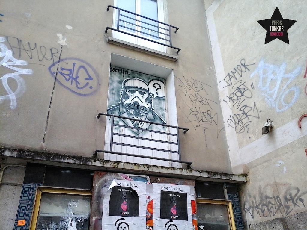 Rennes street
