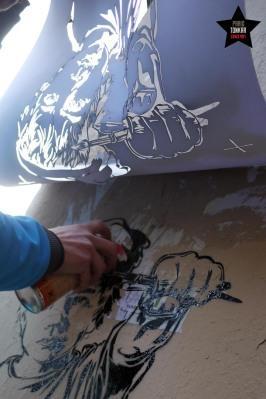 Collage RNST - YARPS - TAREK - MAT LE BULL