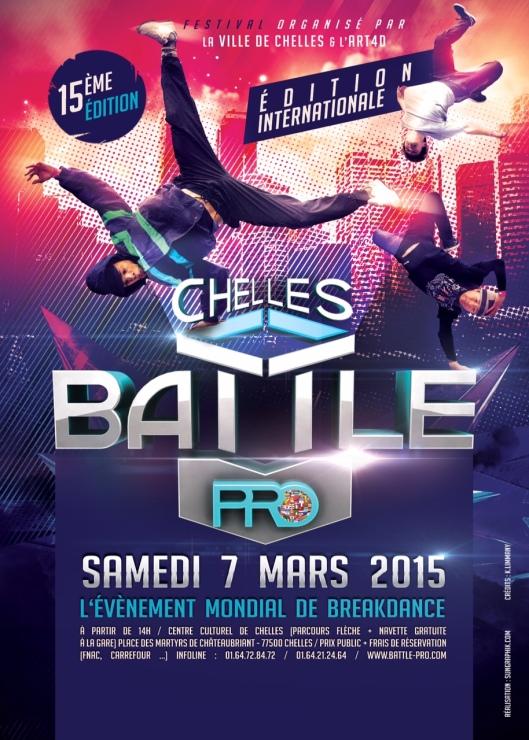 Chelles battle pro 2015