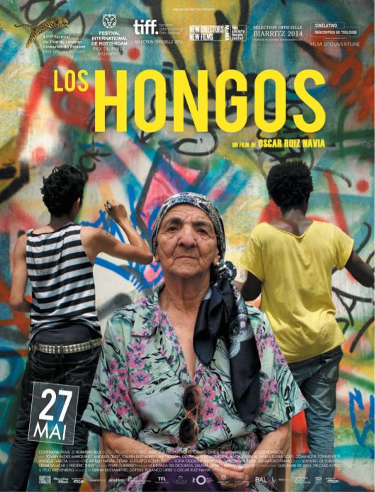 Los Hongos d'Oscar Ruiz Navia