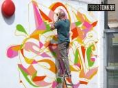 Utopies Urbaines : live painting