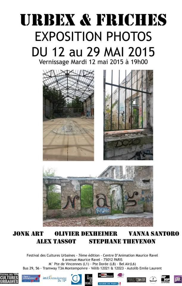 Exposition collective de Photographies
