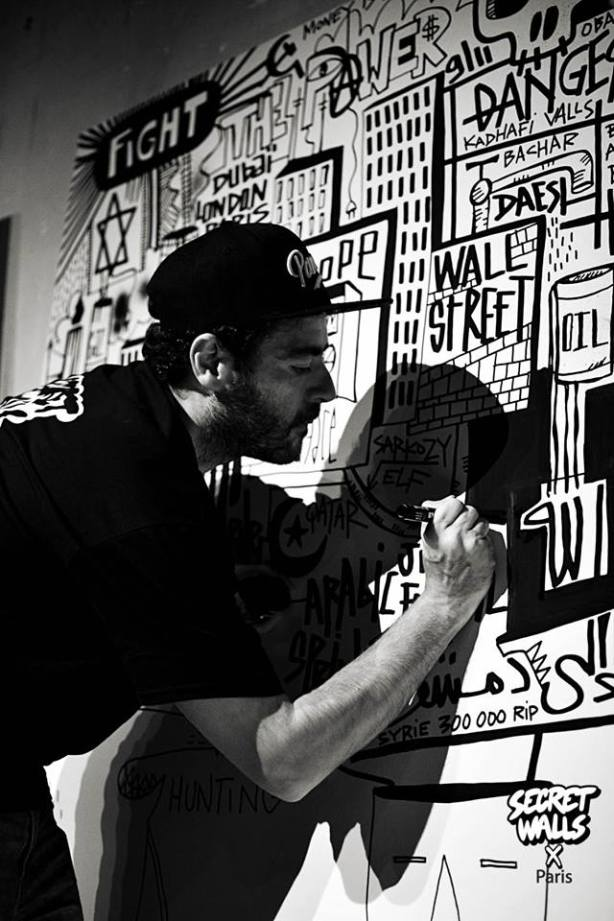 SECRET WALLS x PARIS I DEMI FINALE N°2 I TAREK vs WA ROOX