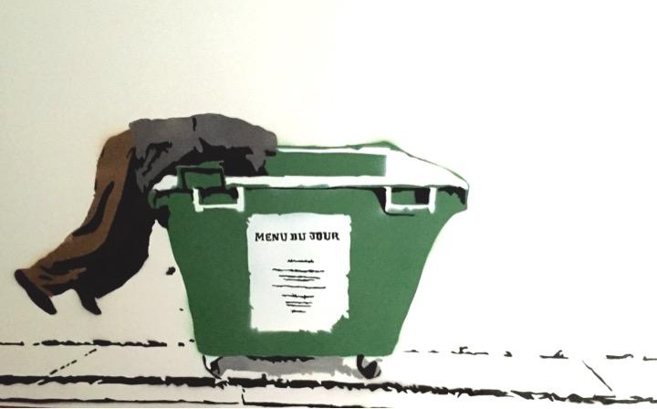 Waste menu