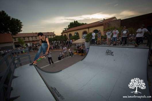 Contest de skate