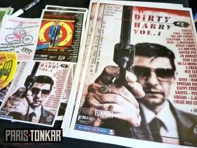 Dirty Harry vol. 2 au 59 Rivoli : la soirée