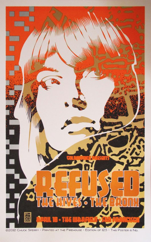 Chuck Sperry - Refused