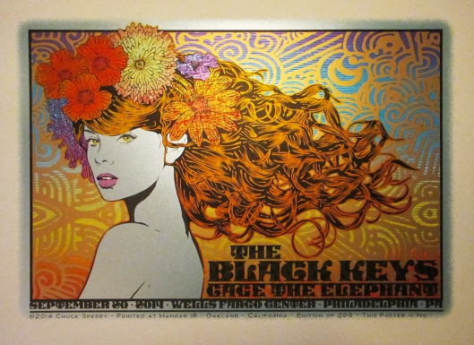 Chuck Sperry - The Black Keys