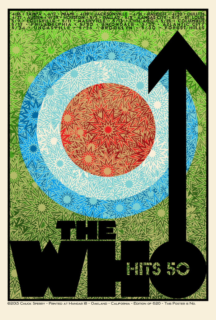Chuck Sperry - The Who