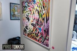 Aucwin à la galerie K