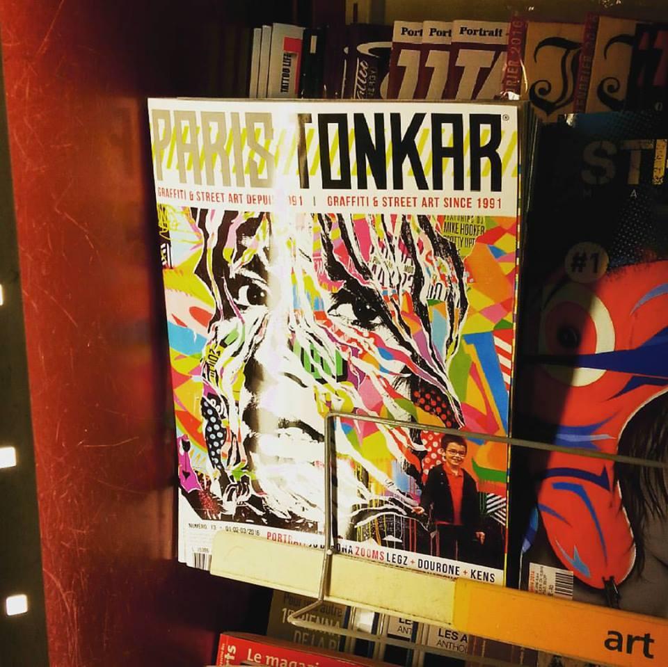Paris Tonkar 13-gare