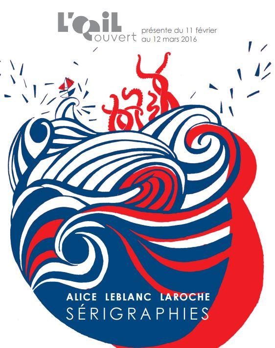 Alice Leblanc Laroche - Flyer