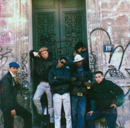 LE GROUPE BAC 1986