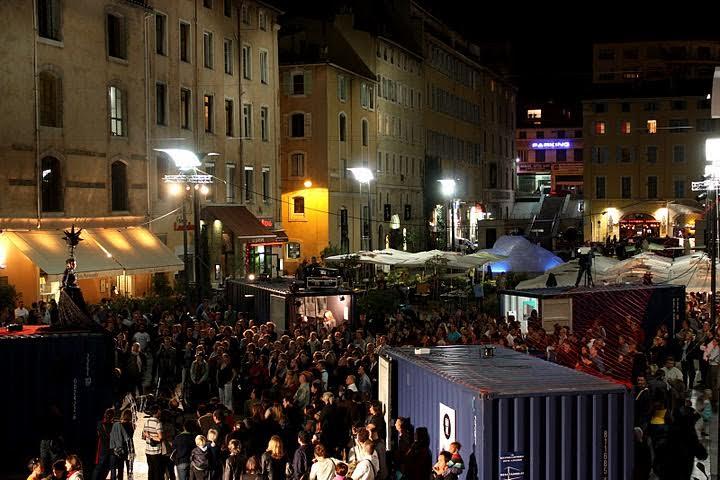 Mouvart, Marseille