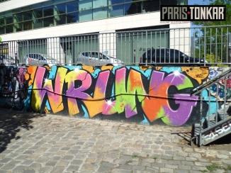 Les Frigos à Paris