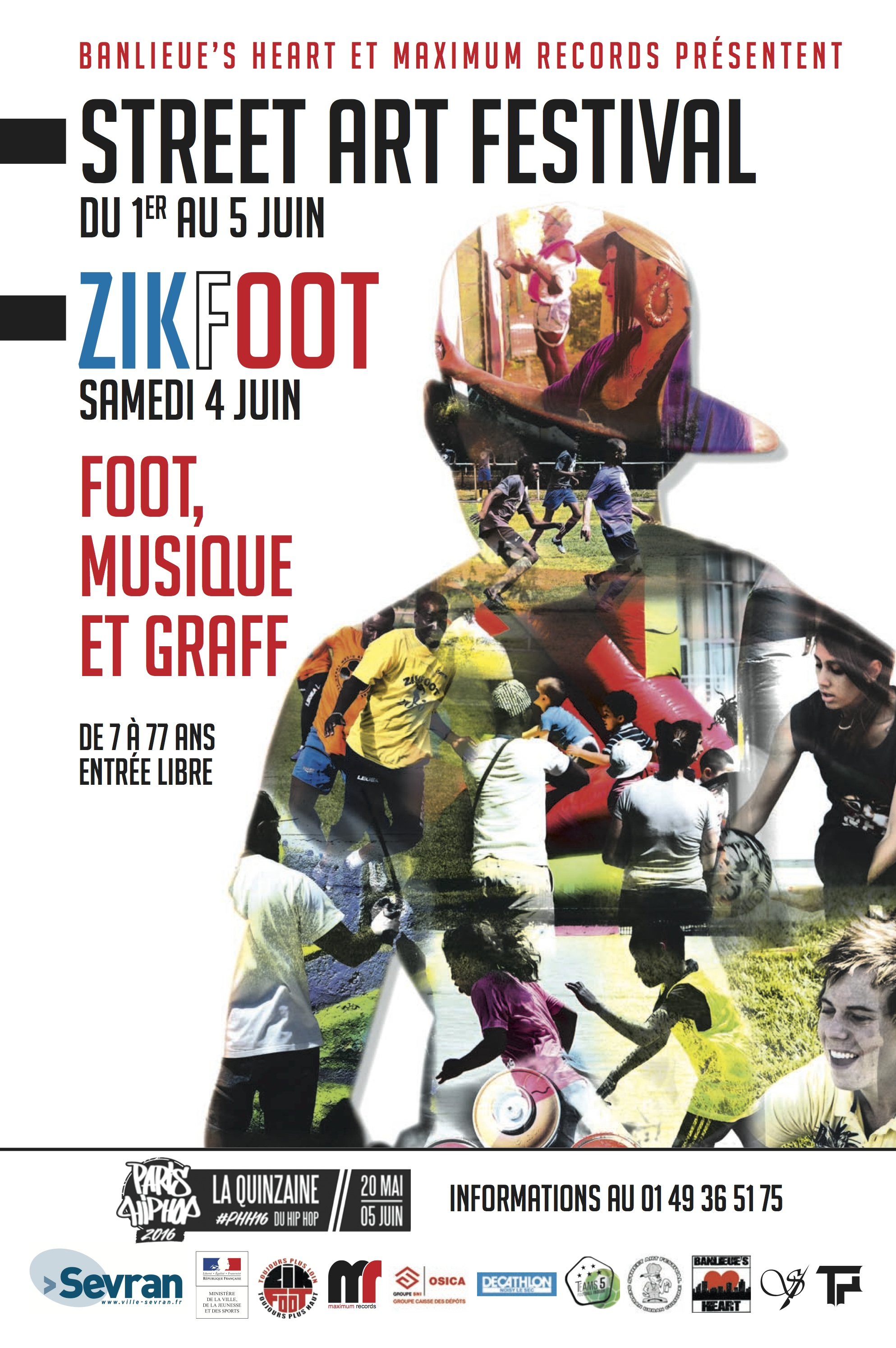 zikfoot et street art festival | paris tonkar magazine