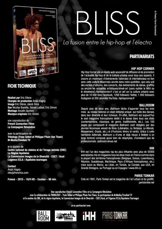 BLISS - Dossier de pre sse (Email)