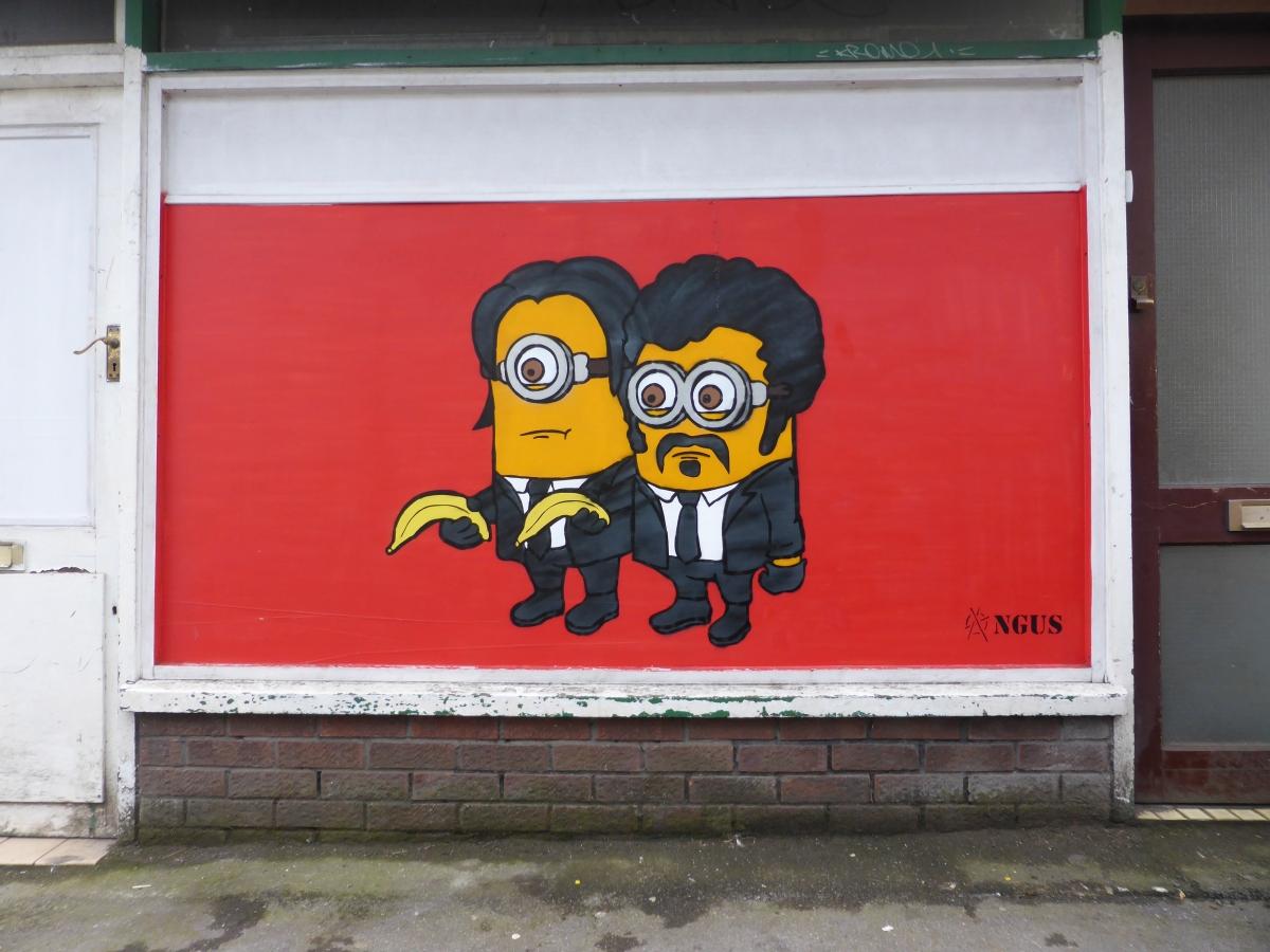 Bristol, capitale européenne du street art
