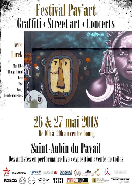 Affiche Pav-art