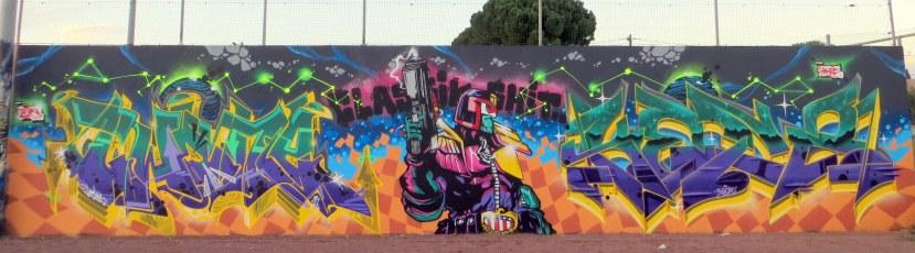 TWONE X KENZ - Montpellier 2016