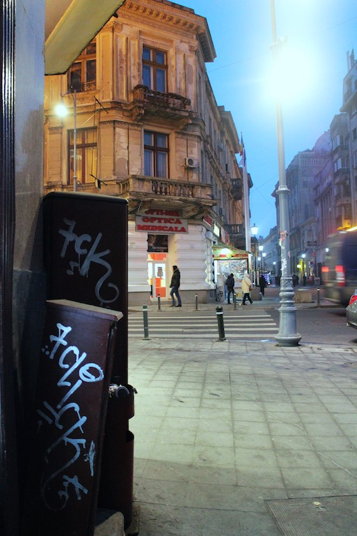 Bucharest - Romania (1)