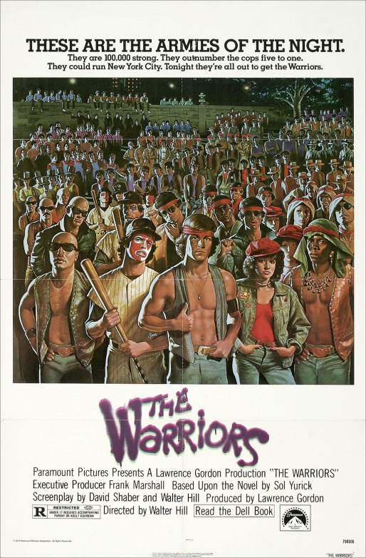 the_warriors-poster