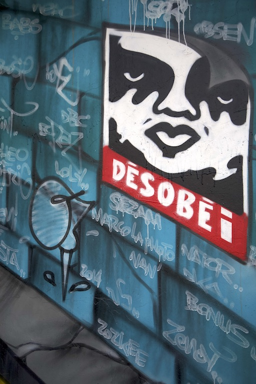 Désobéi _Hek & Junky photo by Lolymoon Pix