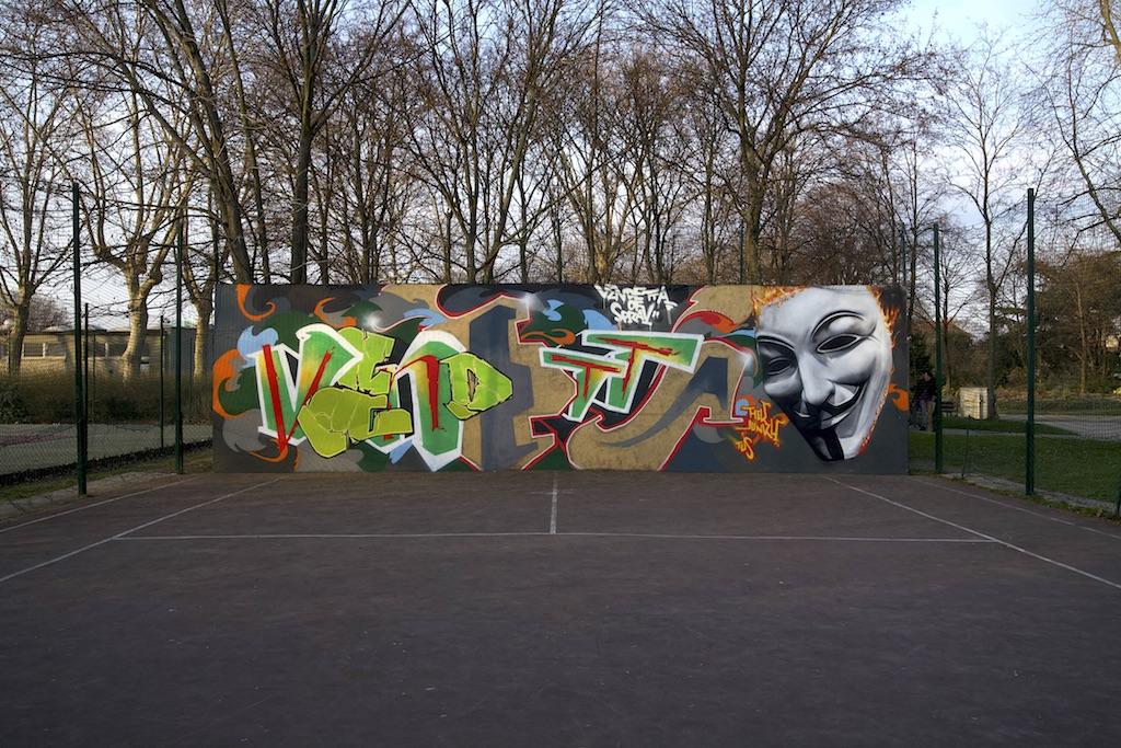Vendetta Of Spray_Hek & Junky Photo by Lolymoon Pix
