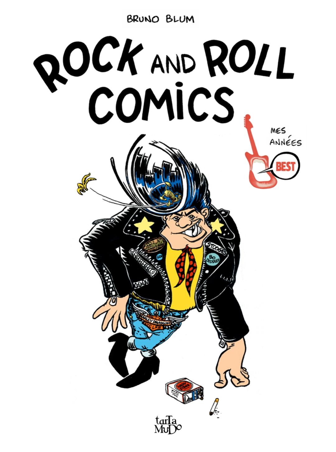 # # BD R & ROLL COMICS - MES ANNEES BEST 3 JPG LIGHT