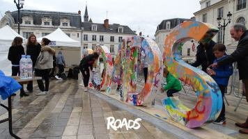 ROADS – Orléans Street Art
