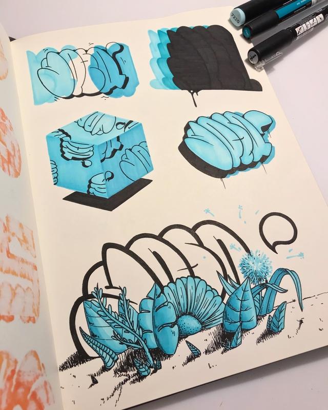 Planche Art Book Repy